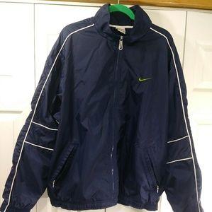 Men's Nike Blue Full Zip jacket